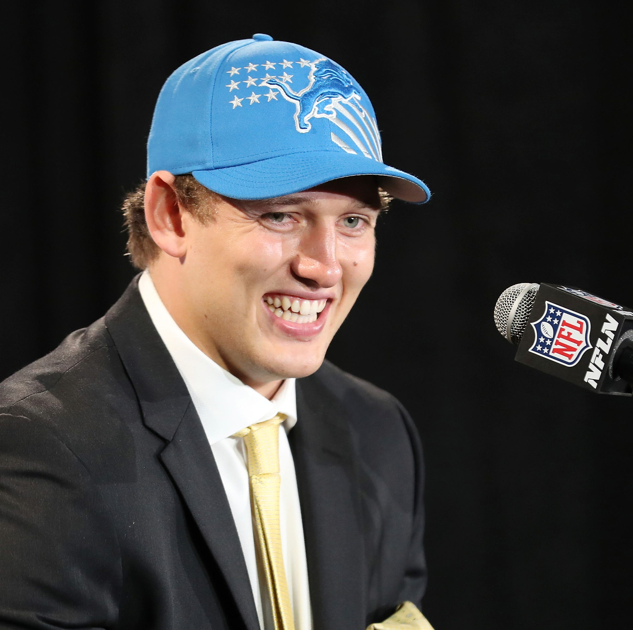 Niyo: History won't haunt Lions with T.J. Hockenson pick