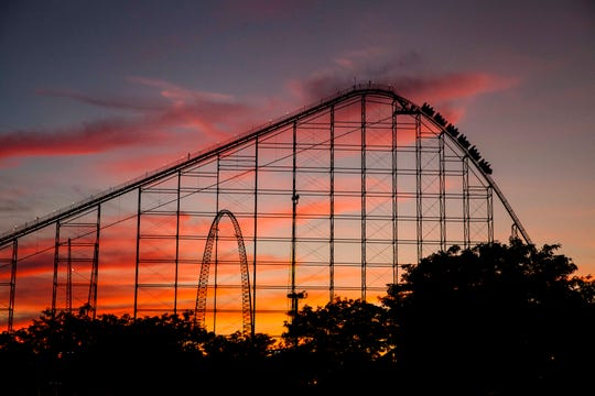 Thirty years ago, Cedar Point debuted the Magnum XL-200, the world's first roller coaster 200-feet.