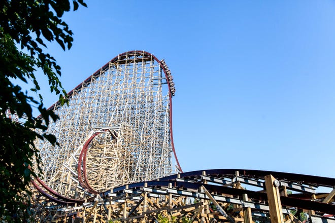 Last year, Cedar Point opened Steel Vengeance, which remains the tallest, fastest, longest, steepest hybrid roller coaster in the world.