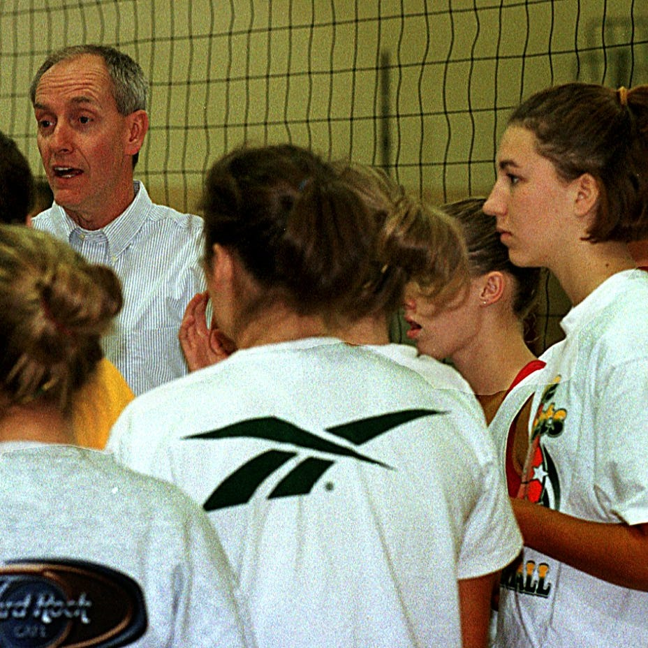 No joke: Green Bay Preble's Stuyvenberg inducted into state volleyball Hall of Fame