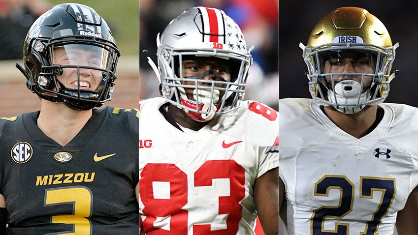 NFL 2nd round mock draft: Colts have 3 picks, plenty of options (including more trades!)