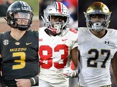 NFL 2nd round mock draft: Colts have 3 picks, plenty of options (including more trades!)