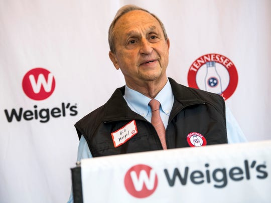 Bill Weigel, chairman of Weigel's Stores.