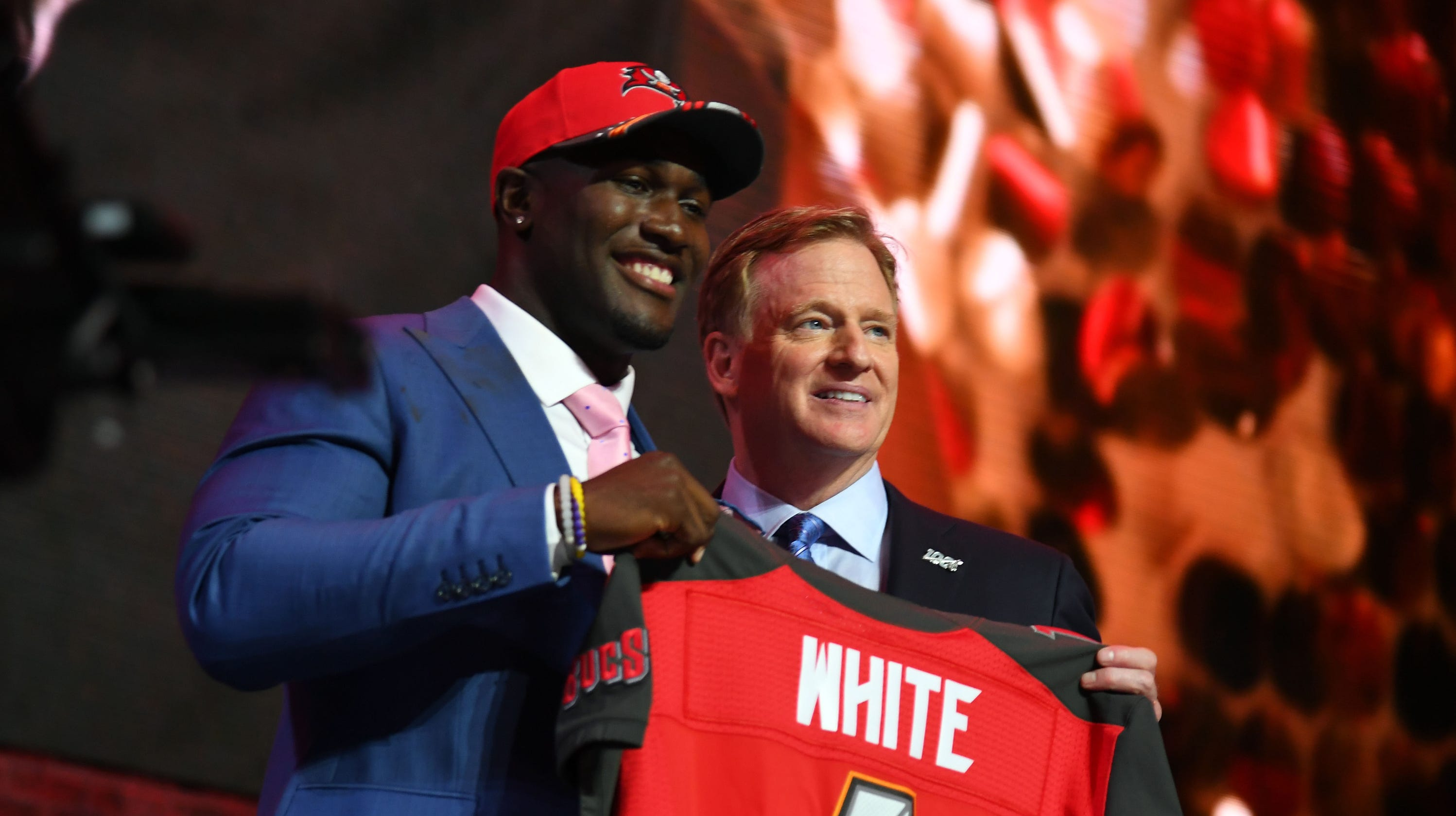 780e01a45 2019 NFL Draft  A look at Tampa Bay Buccaneers first-round pick Devin  White s LSU career