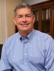 Mark McQueen, city manager of Panama City, Florida.