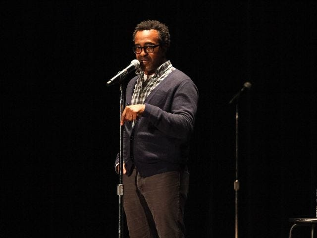 """Comedian Tim Meadows, a Detroit native, once starred on """"Saturday Night Live."""" A company called Back Alley Comedy Club wants to book him for a show at Royal Scot Golf & Bowl in Lansing."""