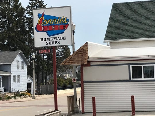 Connie's Diner is a favorite eatery in Two Rivers.