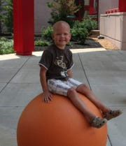 Owen Church spent 2½ years battling acute lymphoblastic leukemia after being diagnosed at age 4. He is now 13 and will announce an NFL Draft pick Friday in Nashville for the Seattle Seahawks.
