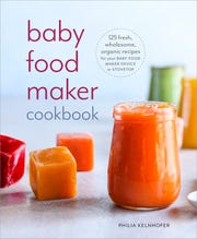 Milwaukee food blogger and cookbook author, Philia Kelnhofer's new book is filled with recipes for cooking with baby food makers.