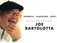 'He passed on with a smile on his face, and we're the ones crying.' Joe Bartolotta's life celebrated