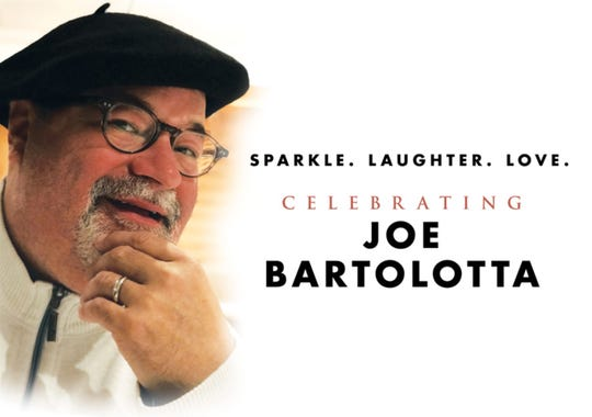Family, friends, coworkers and colleagues gathered Saturday morning at Milwaukee's Riverside Theater to celebrate the life of Joe Bartolotta, co-founder of the prolific Bartolotta Restaurants group. His death was announced Tuesday.