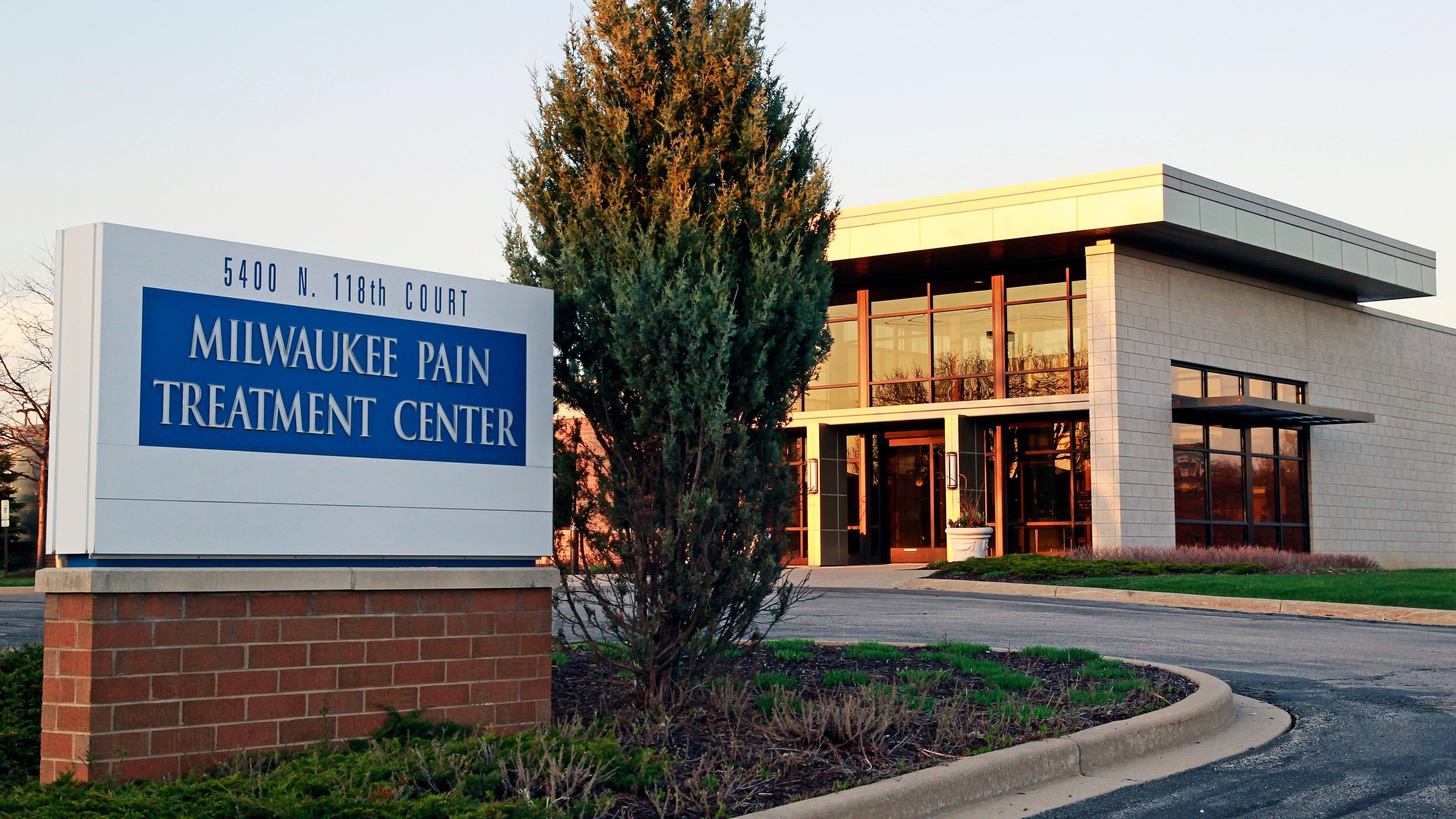 Feds raid another Milwaukee pain clinic