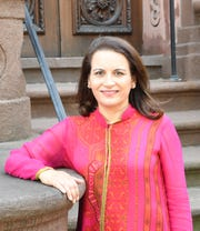 Mystery novelist Sujata Massey will visit Milwaukee in May.