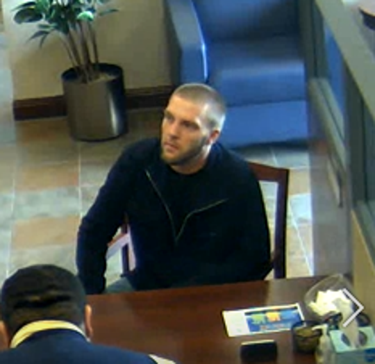 Investigators are attempting to locate   Jay Karol, 30, of West Allis after he allegedly cashed more than $5,000 in fraudulent checks April 25 in Elm Grove.