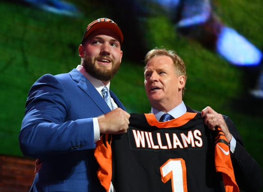 Image result for jonah williams draft