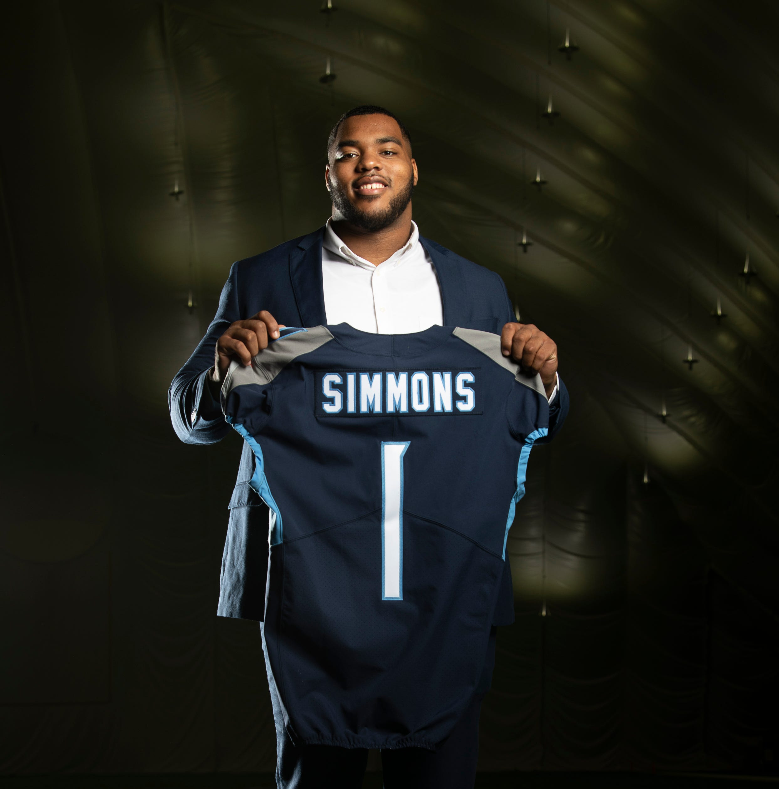 Titans, Jeffery Simmons agree to terms