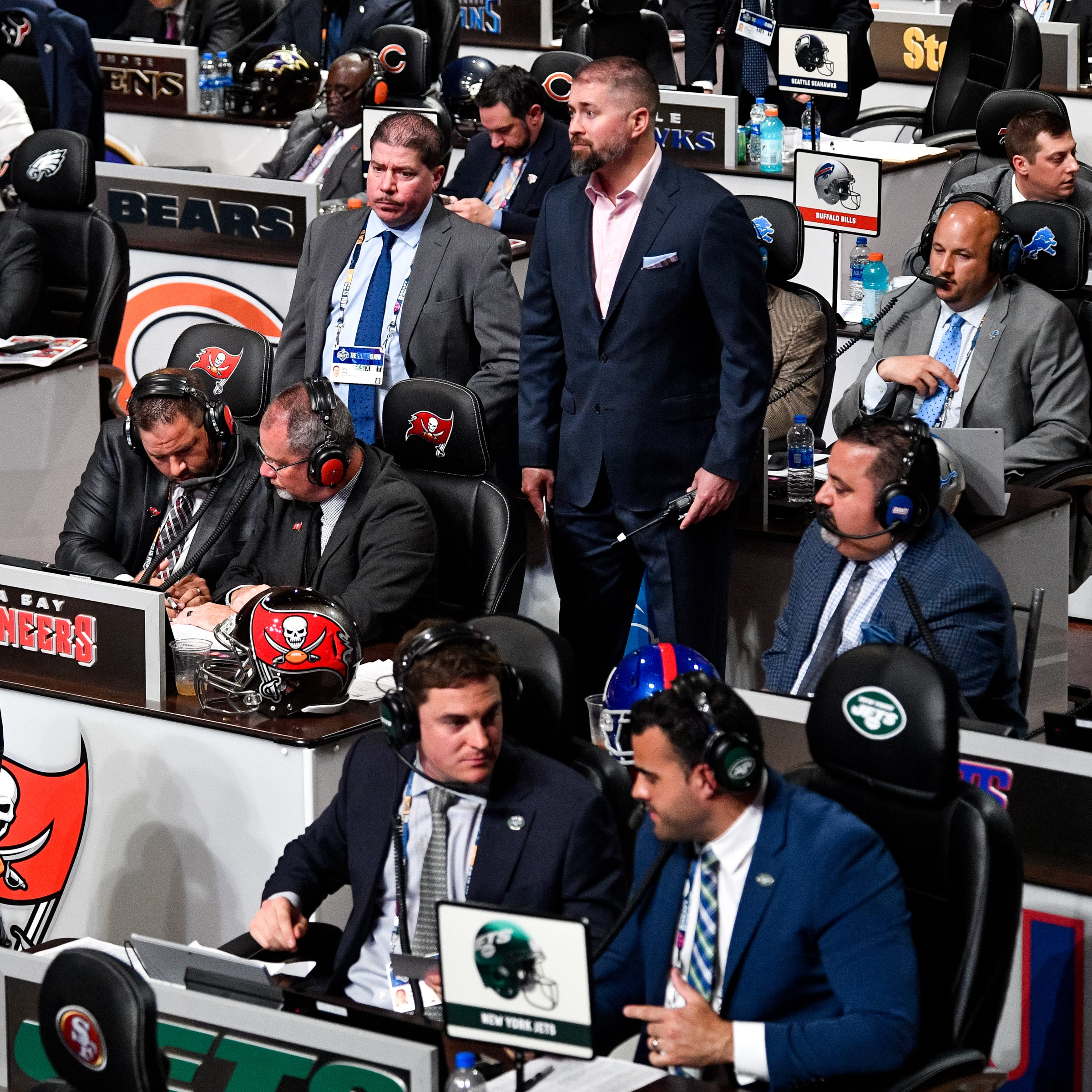 NFL Draft Day 2: Full order of the second and third round of the 2019 draft