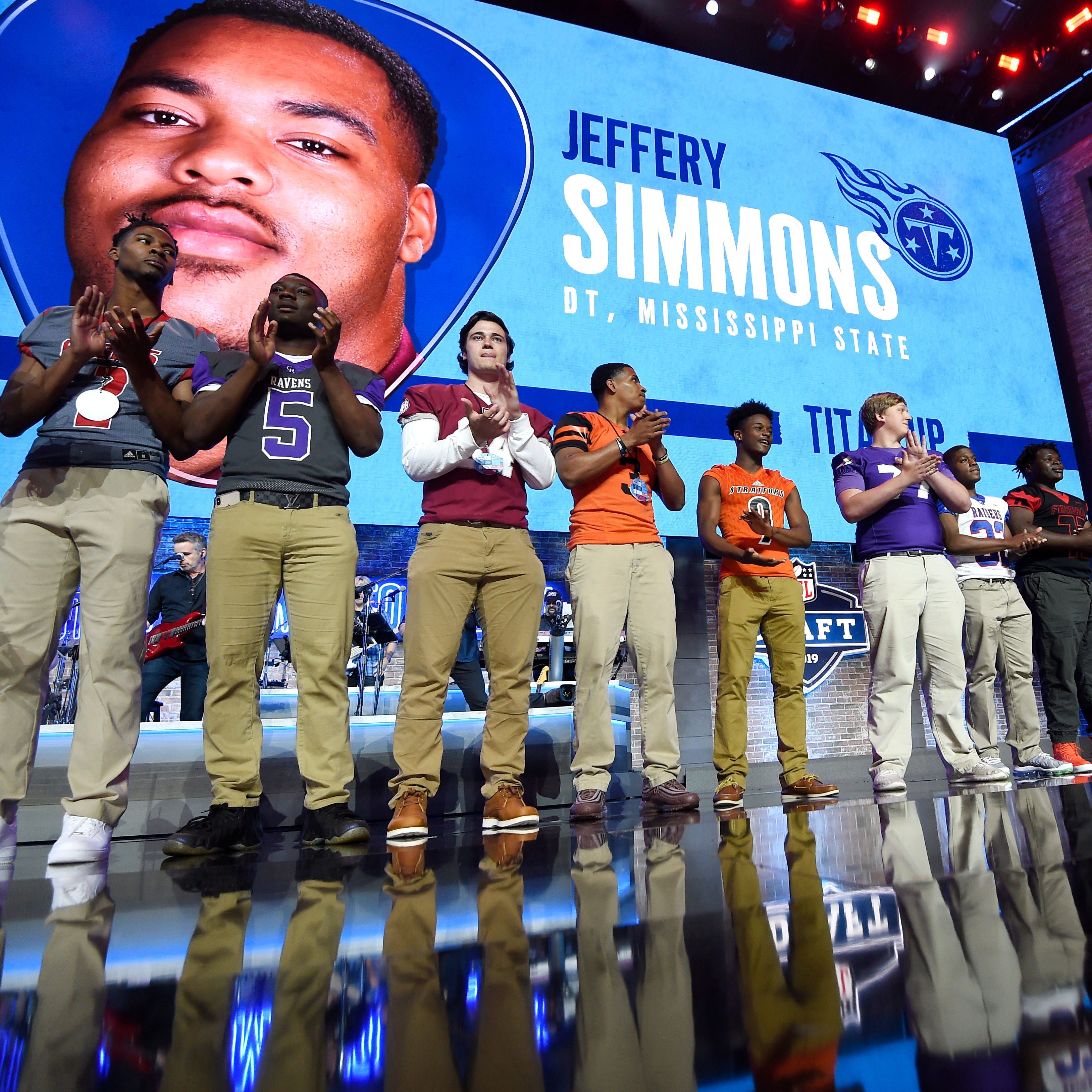 5 things to know about Titans draft pick Jeffery Simmons, including when he struck a woman
