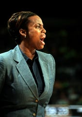Former UNC-Wilmington women's basketball head coach Adell Harris is Vanderbilt's new chief of staff under Jerry Stackhouse.