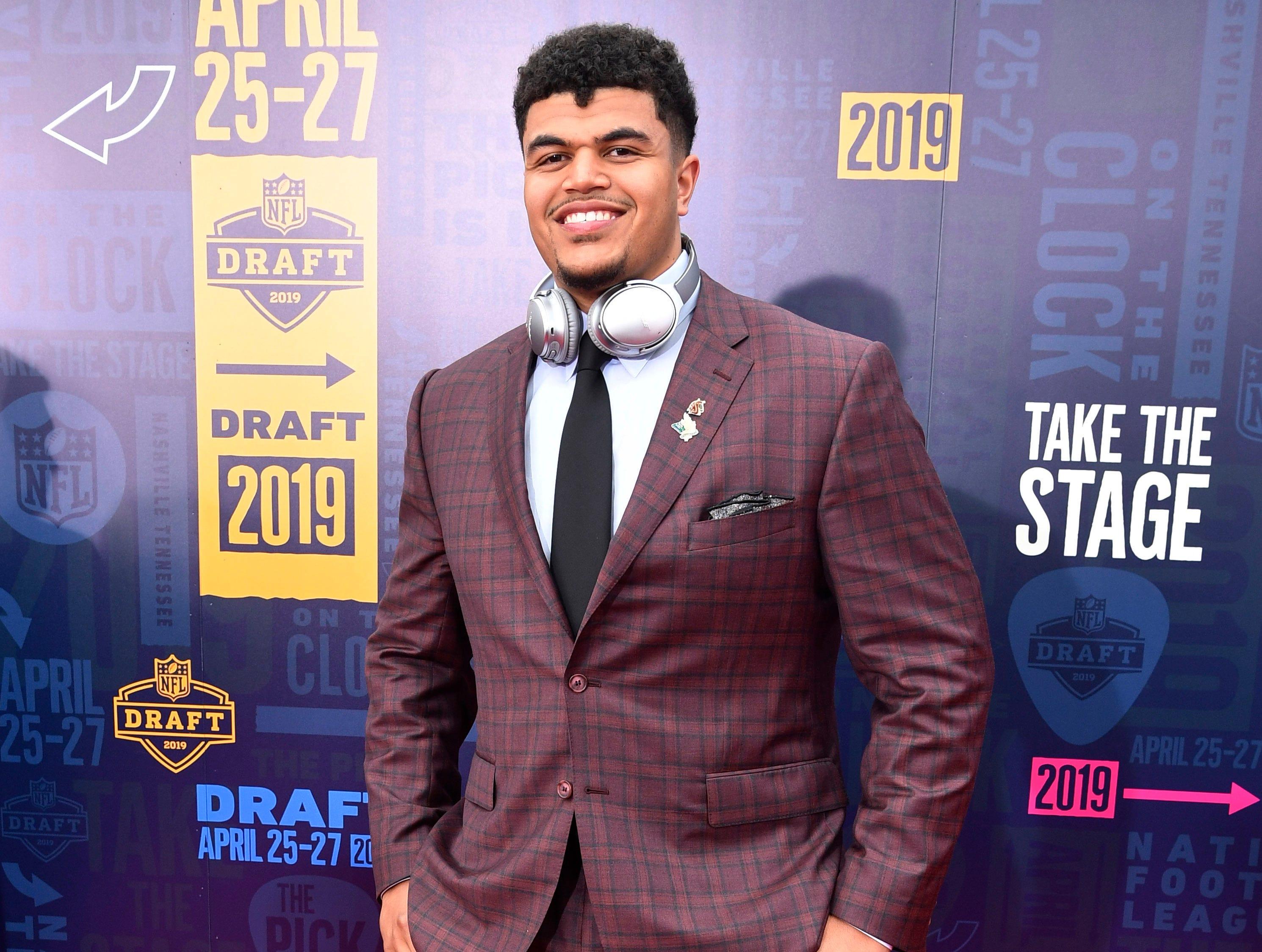 Philadelphia Eagles draft picks 2019: Round-by-round selections