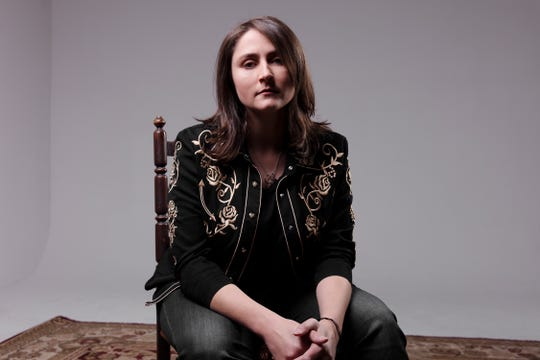 "Erin Enderlin has written songs for artists including Reba McEntire and Luke Bryan. Her new EP ""Chapter 1: Tonight I Don't Give a Damn"" is available now."