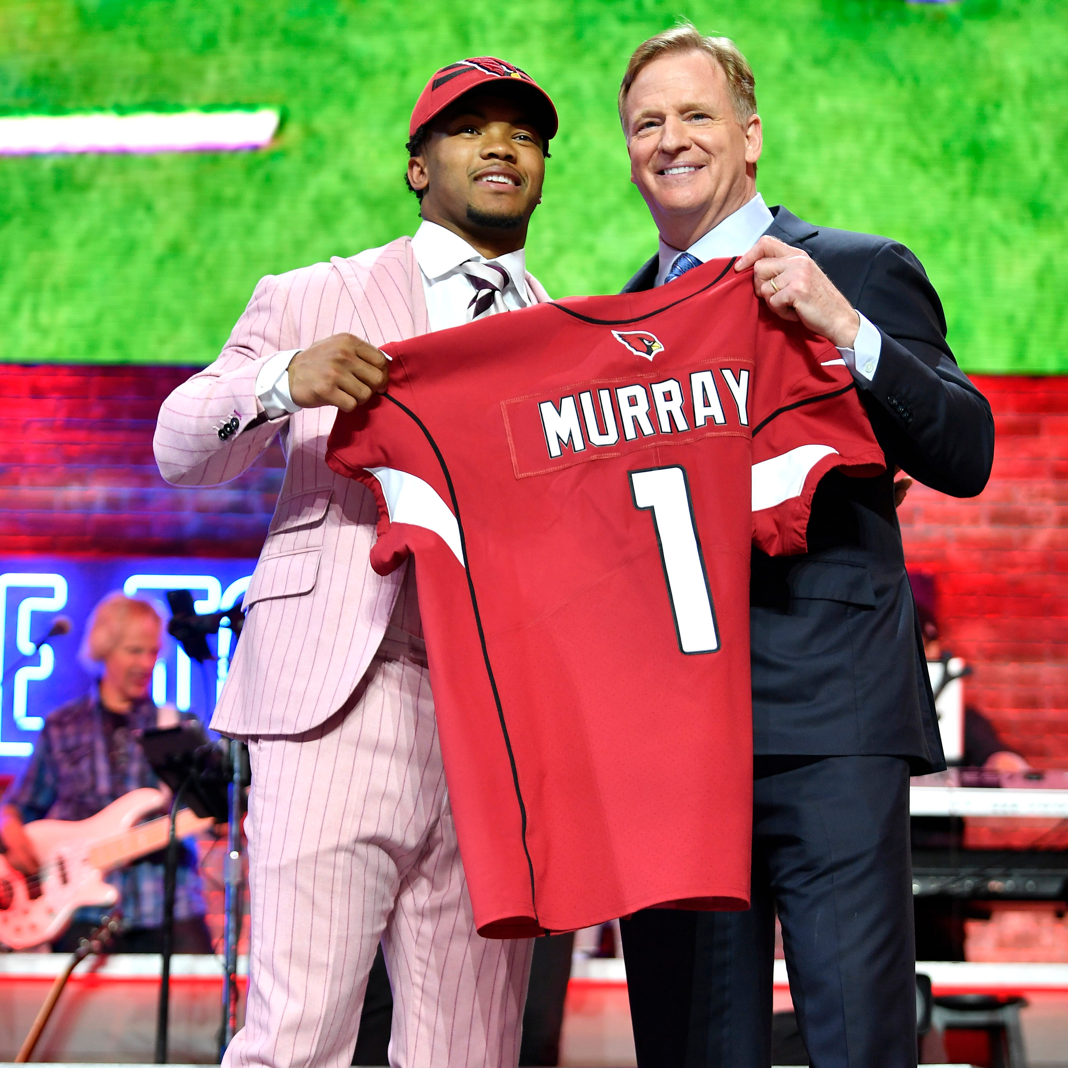 NFL Draft 2019: First round picks, live instant grades, trades, updates