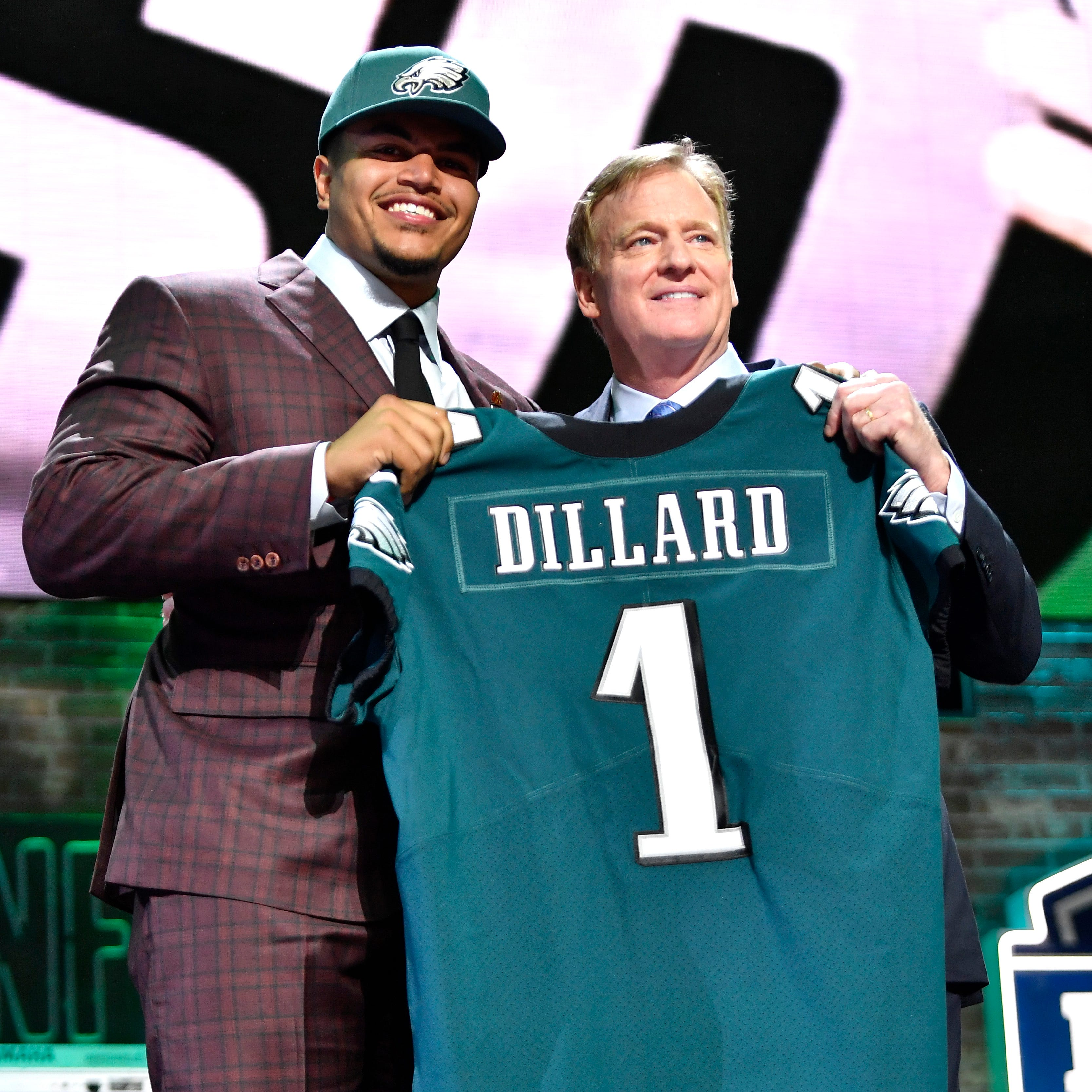 NFL Draft: Philadelphia Eagles First Round Picks
