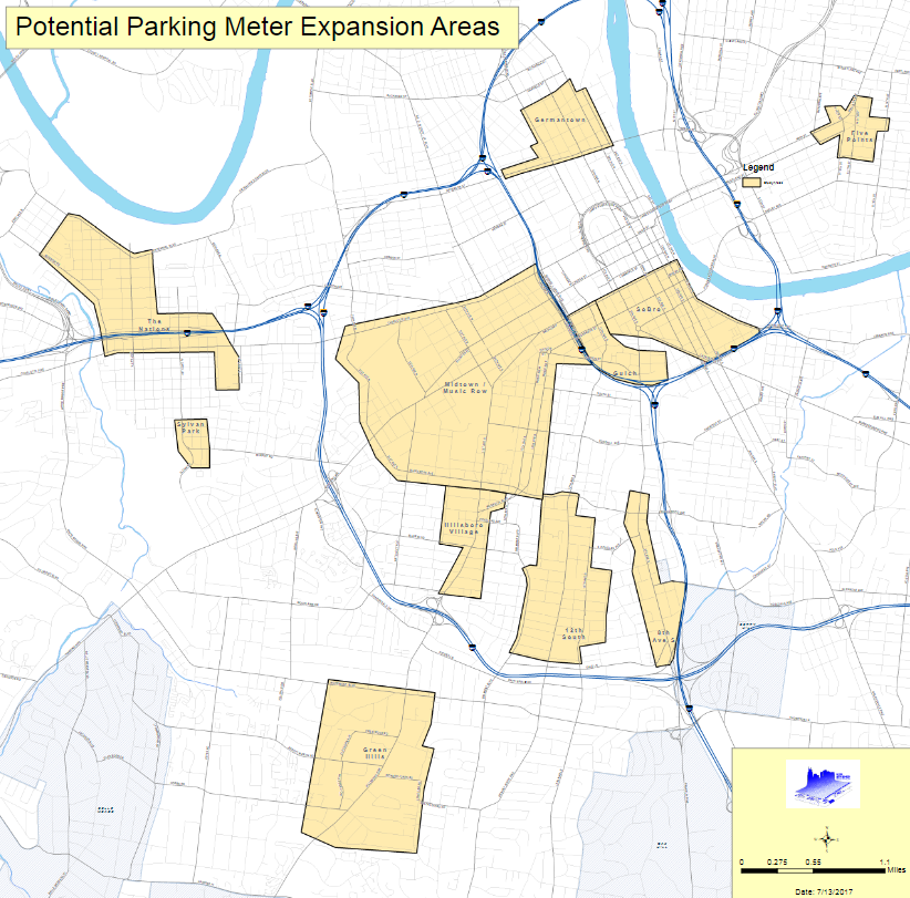 Chicago, San Francisco offer lessons for Nashville parking | Opinion
