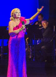 From the Metropolitan Opera, Susan Graham sings on stage.
