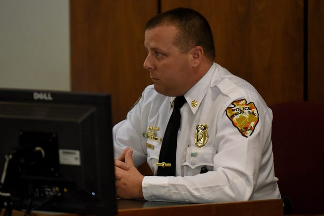 Newark Police Deputy Chief Erik McKee has been selected the city's new police chief.