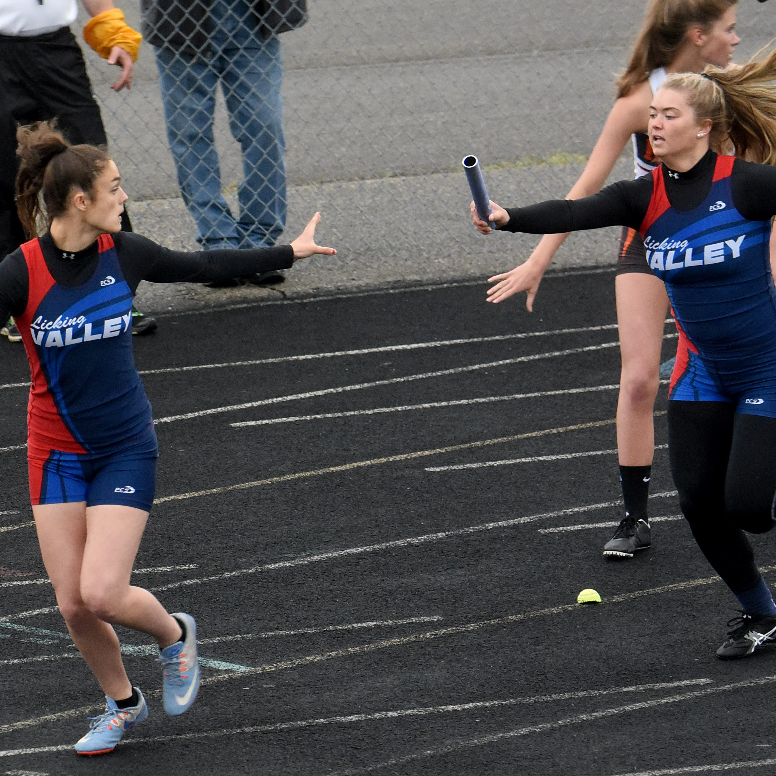 Roundup: Records fall on track at Licking Valley Invitational