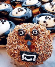 Star Wars donuts from Montclair Bread Company