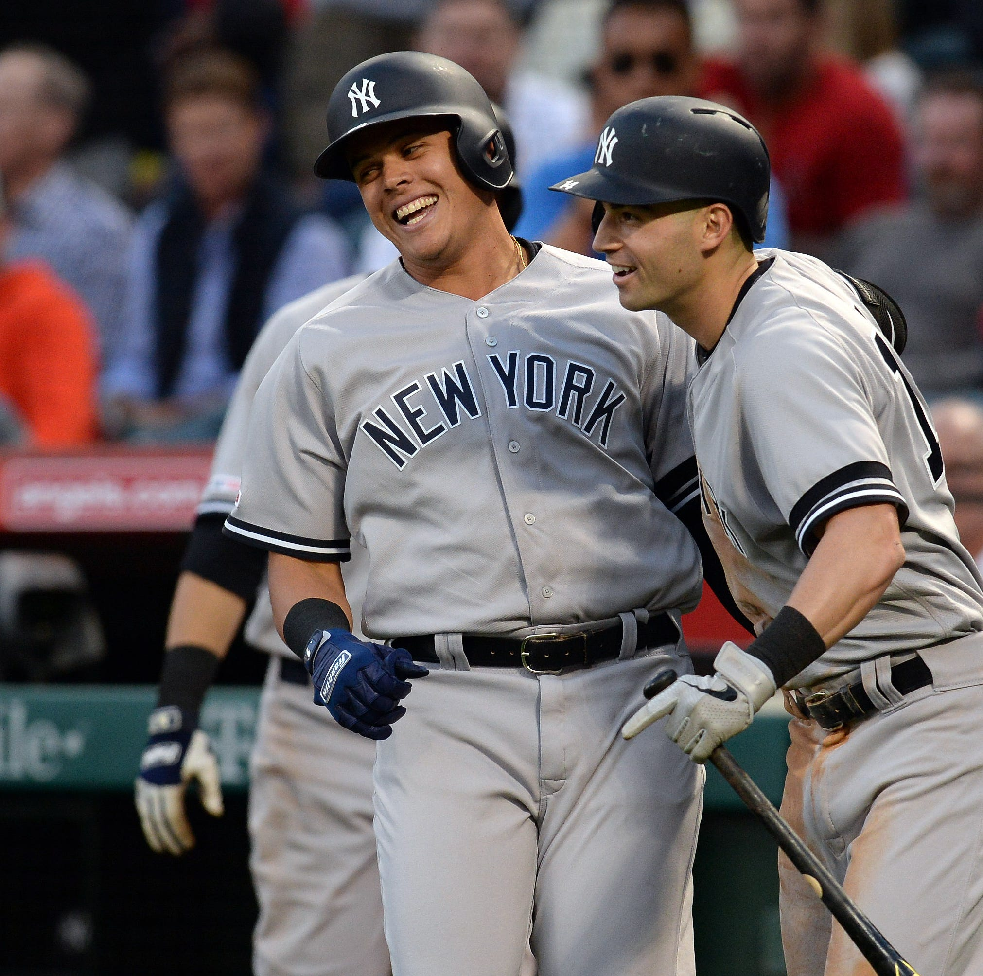 Gio Urshela continues to earn playing time despite Miguel Andujar's return to the Yankees