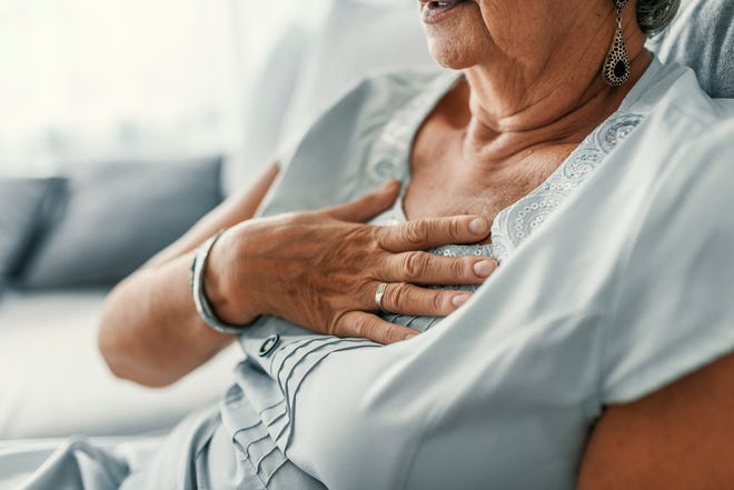 Untreated acid reflux can cause serious illness.