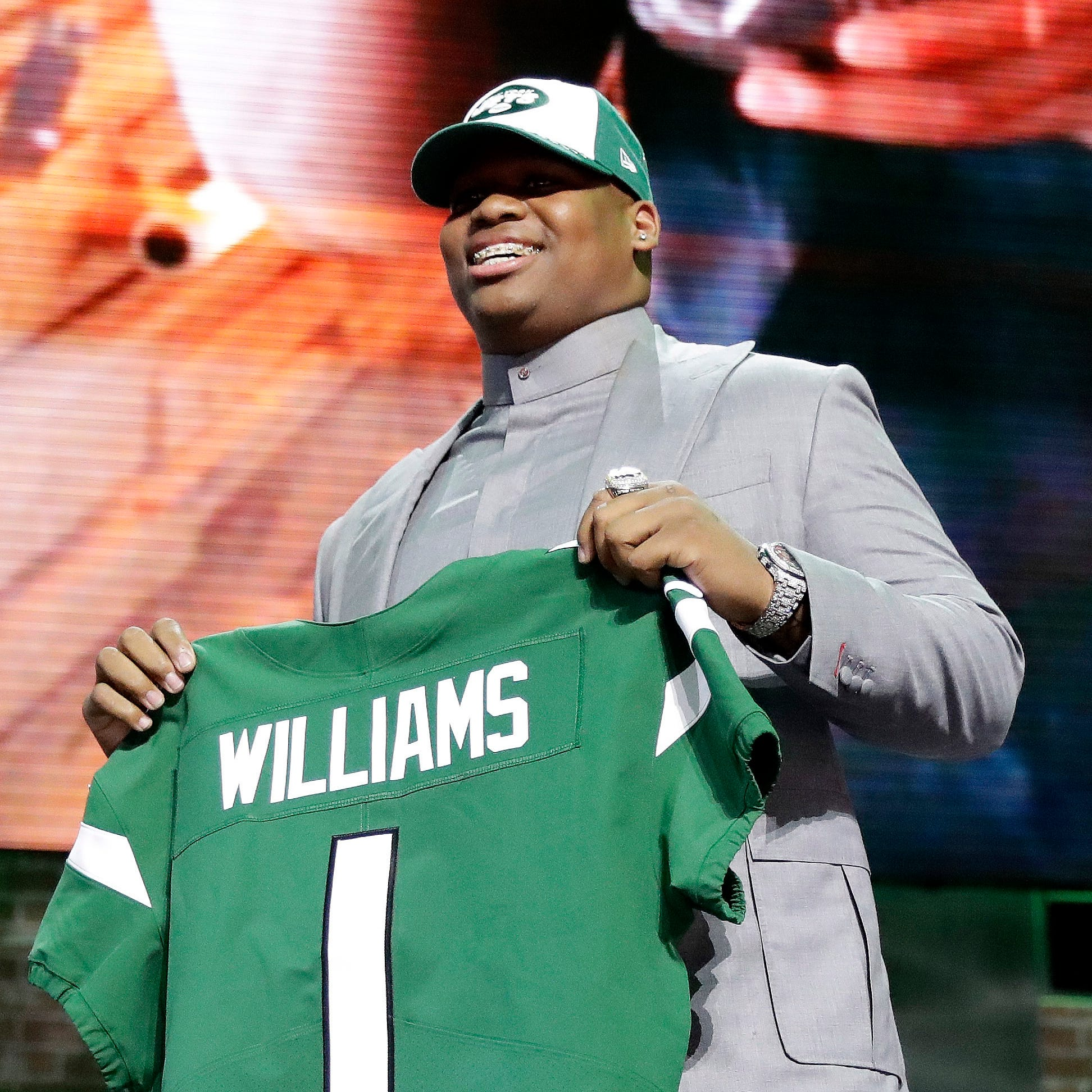 Analyzing the Jets' draft: Quinnen Williams was a home run, but too many risky picks after that