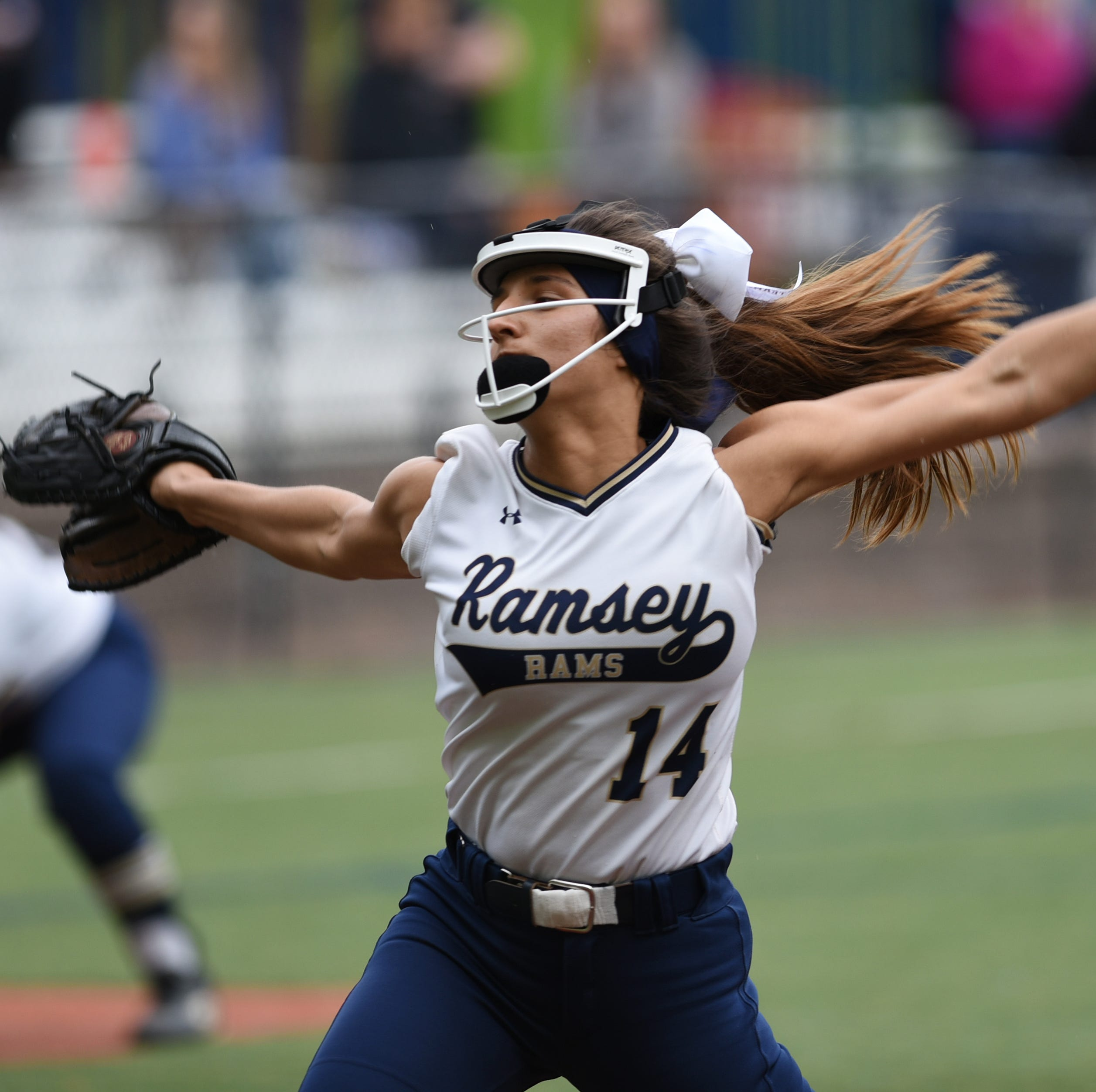 Softball: Umpire Jim Busch recalled fondly, Angela Lignelli's motor, Indian Hills' streak