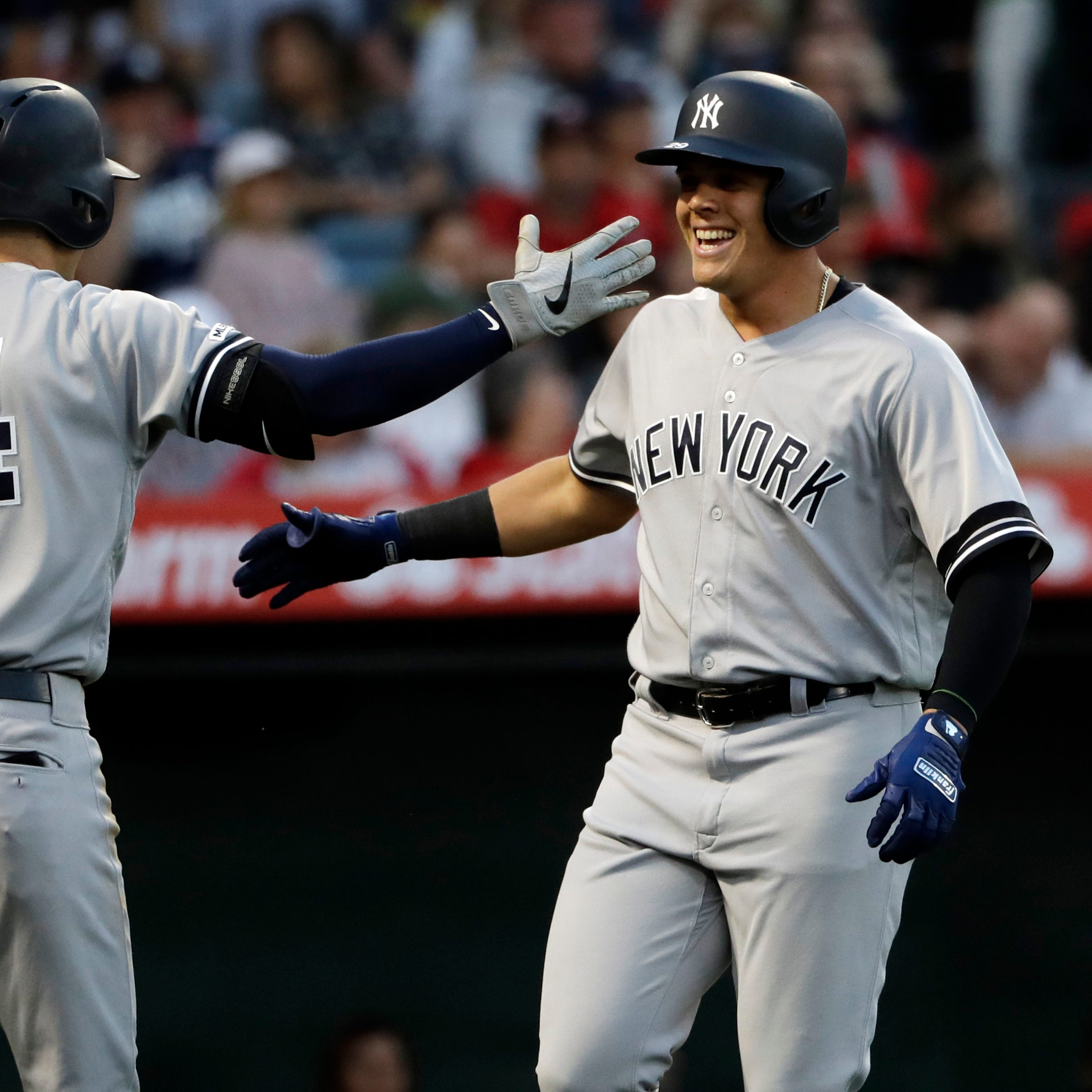 John Sterling debuts Gio Urshela's Yankees home run call