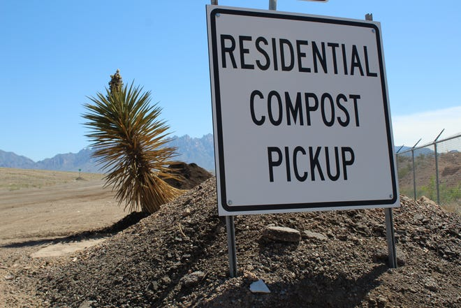 Bring a truck or bring some buckets and get your garden in great shape with free composed mulch from Las Cruces Utilities.