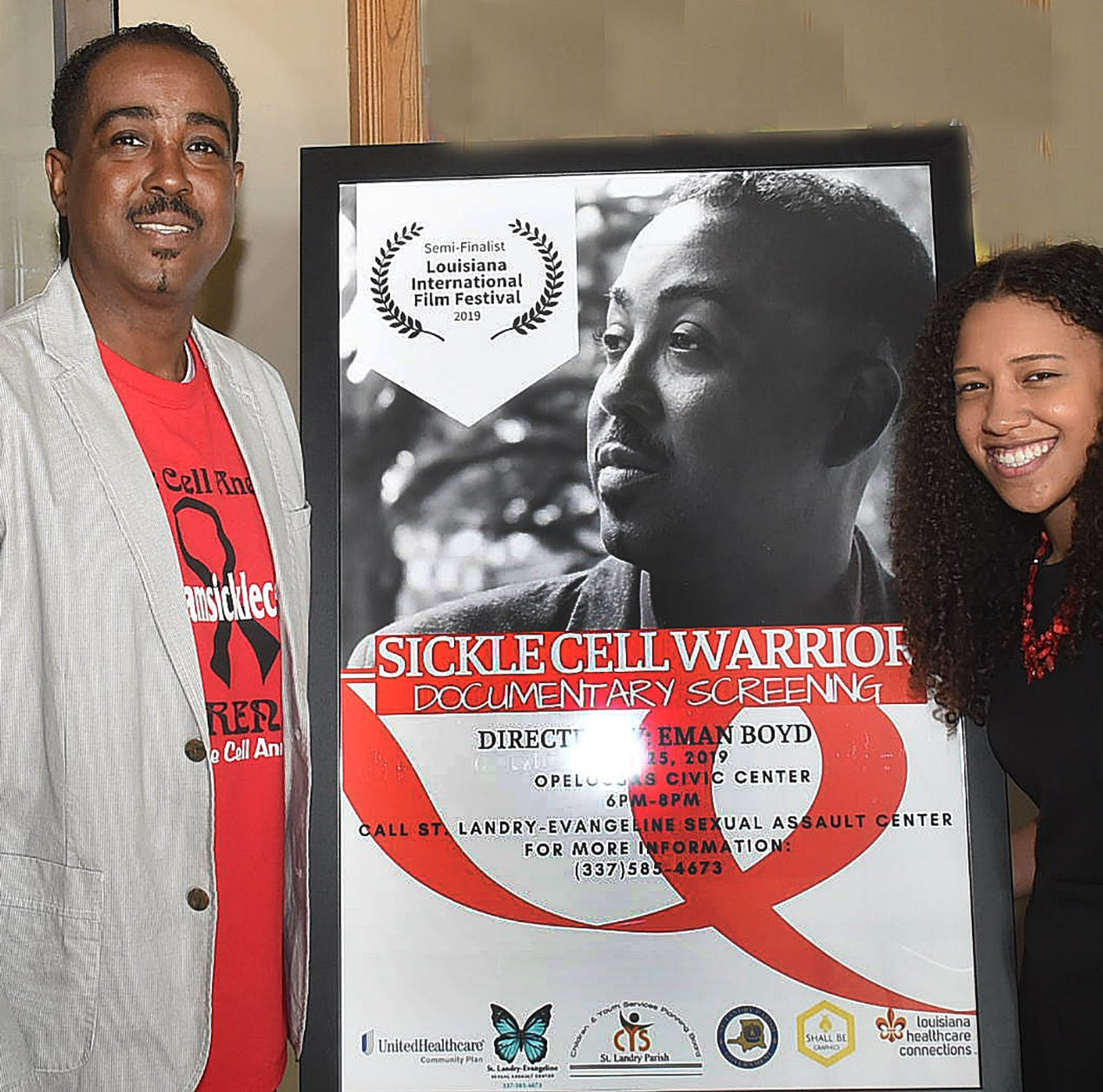 Documentary shares the life, struggles of those with sickle cell anemia