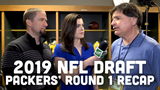 Jim Owczarski, Olivia Reiner and Tom Silverstein share their thoughts on the Packers' first two picks of the draft, Rashan Gary and Darnell Savage.