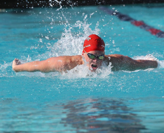 La Quinta S Relay Team Break Records Rules Del Championship Swim Meet