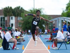 Catching up with Jah Strange: Triple jump star leaped all the way to Purdue, and he's still soaring