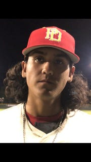 Palm Desert pitched Emiliano Torres