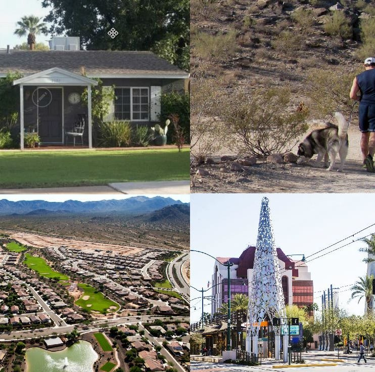 5 Phoenix-area neighborhoods that offer the best value for first-time homebuyers