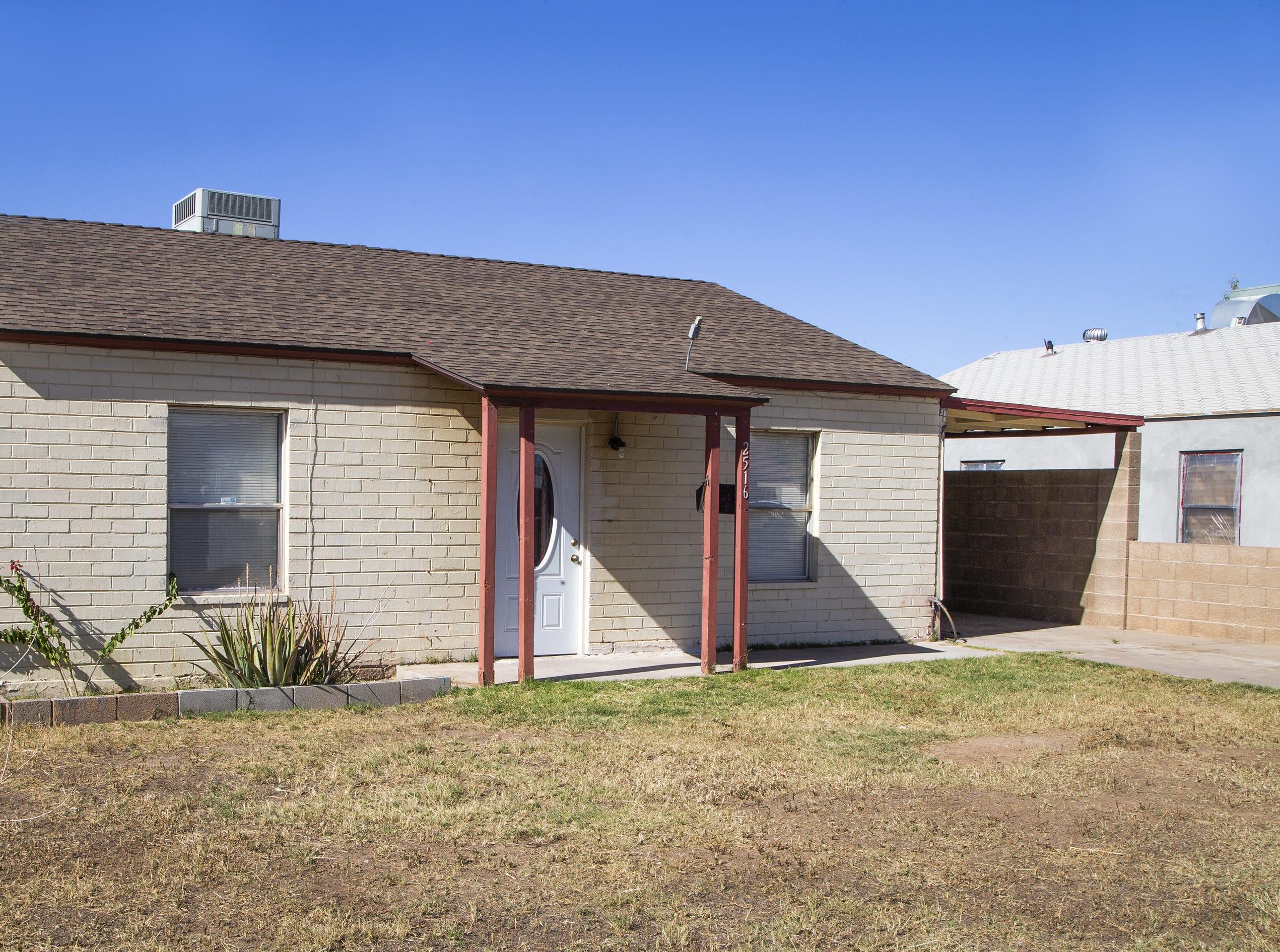 85034/Phoenix Sky Harbor area  — $105,500 to $131,509 — 25%