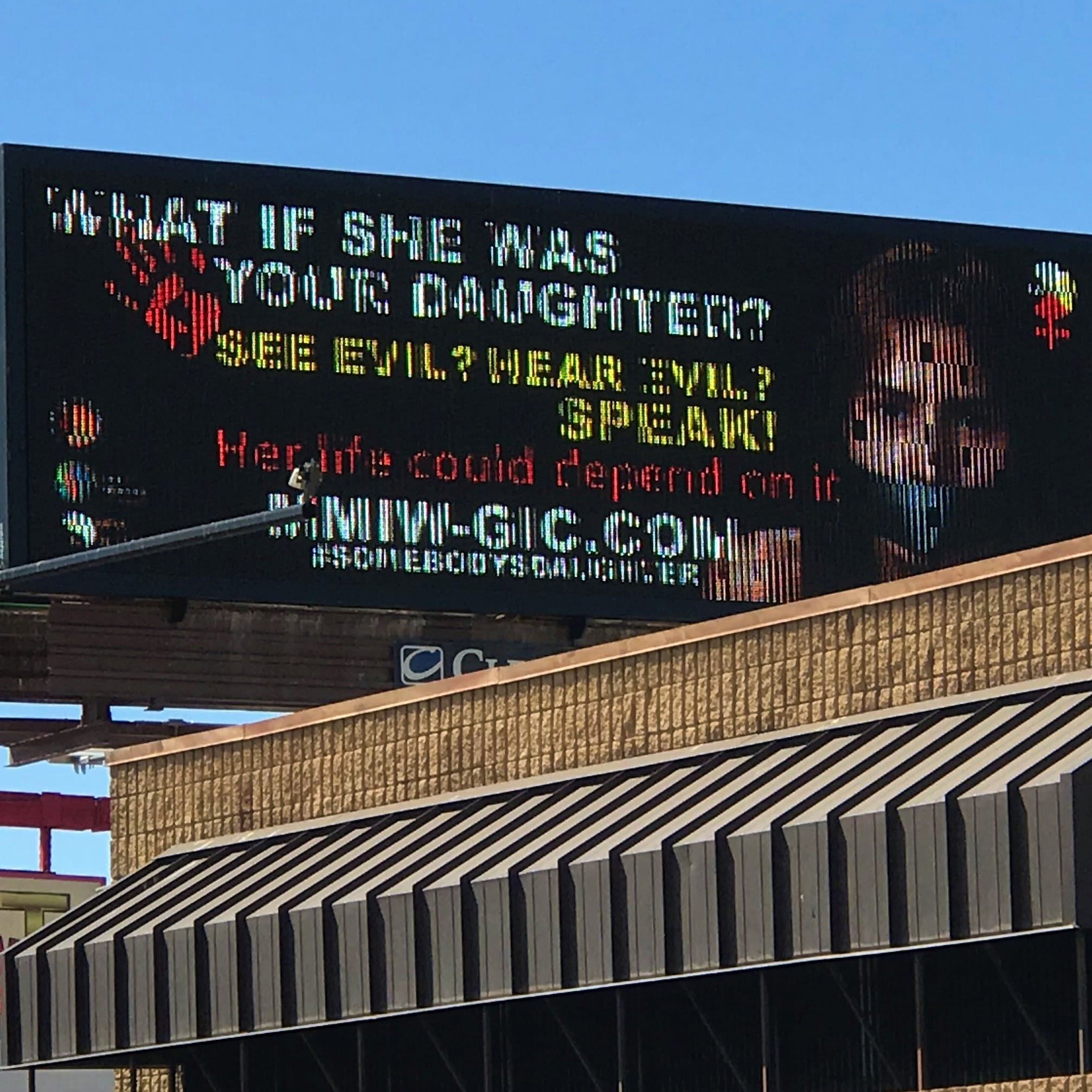 Billboard campaign comes to Arizona with strong message on missing, murdered Indigenous women