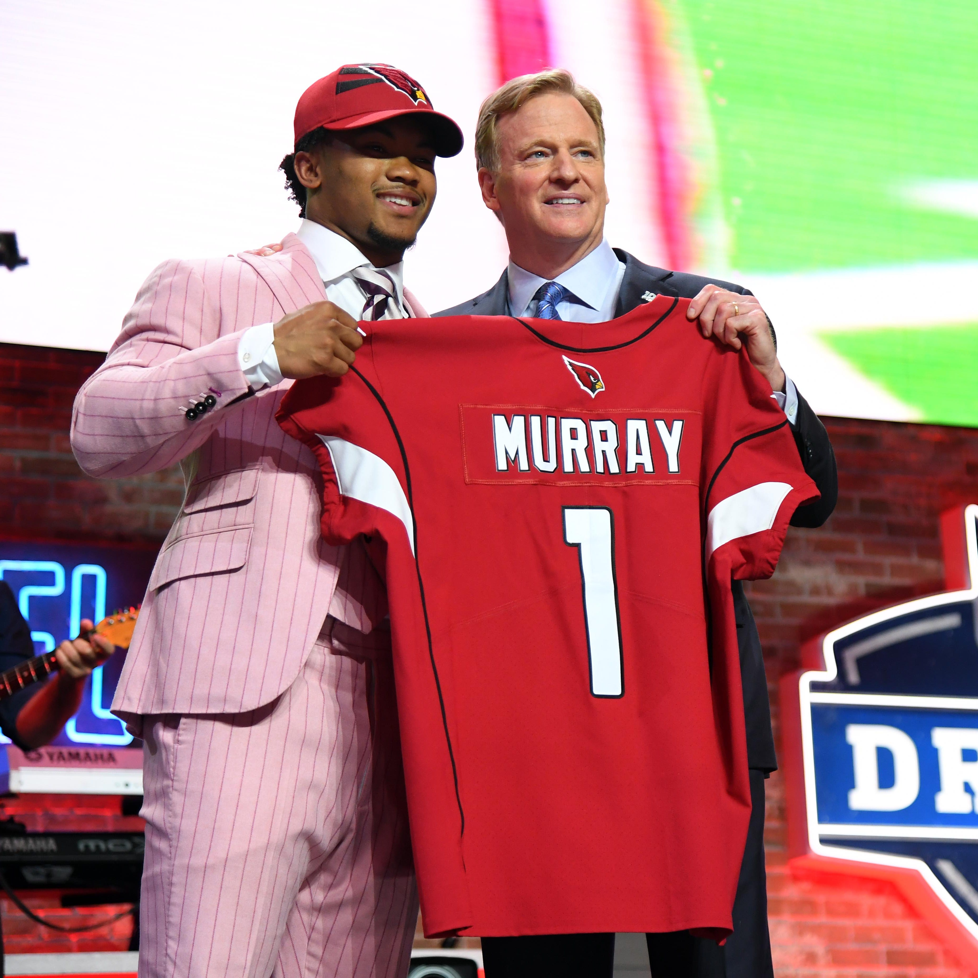 Arizona Cardinals select Kyler Murray No. 1 overall in the 2019 NFL draft