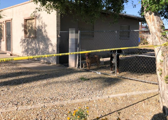 A 6-year-old girl was rushed to a hospital on April 25 after she was accidentally shot by her father in Glendale.