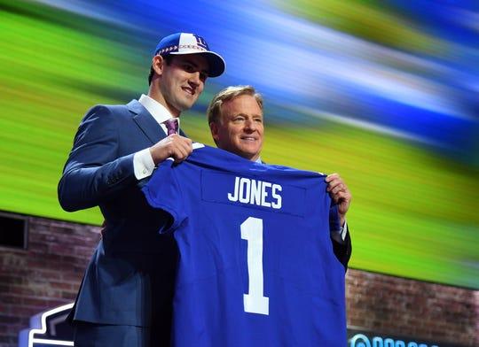 6add66f6 NFL Draft: NY Giants First Round Picks
