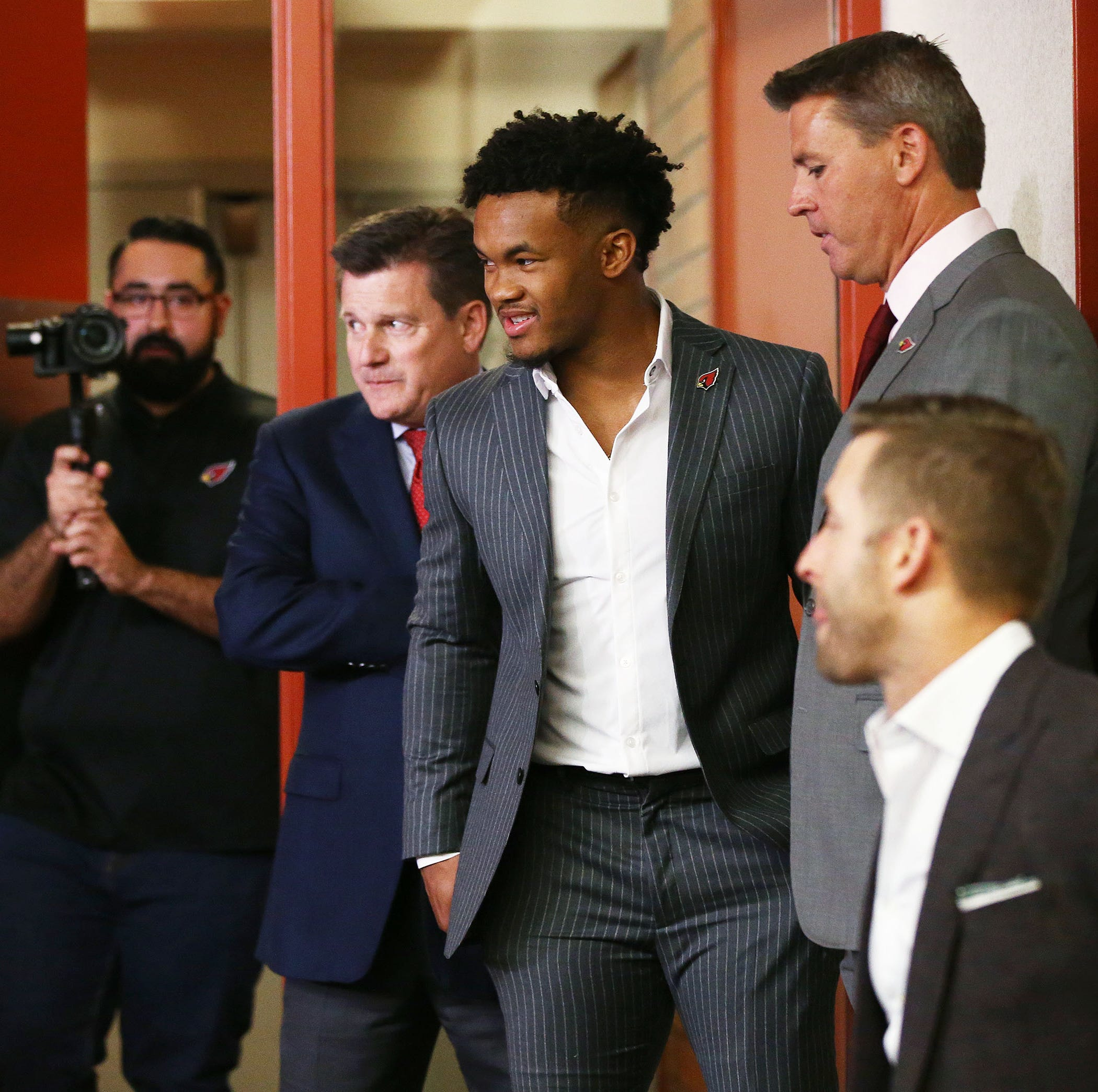There's now plenty of evidence, Kyler Murray was the right pick for the Arizona Cardinals